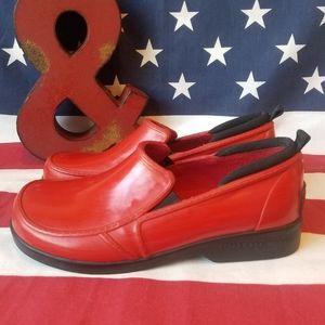 Waterproof Sperry Top Sider Slip On Rain Shoes